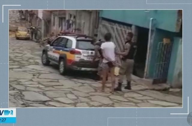 PM apura truculência de policiais durante abordagem em São Tomé das Letras, MG